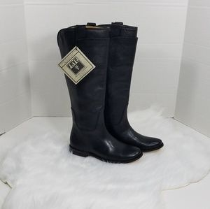 Frye Paige Tall Riding Boots  Leather Sz 5.5
